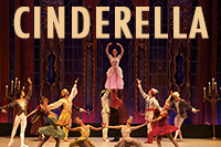 The Russian National Ballet Theatre's Cinderella