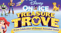 Disney On Ice presents Treasure Trove