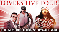 The Isley Brothers & Erykah Badu