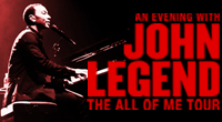 AN EVENING WITH JOHN LEGEND