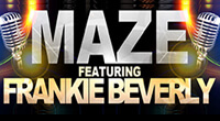 Maze Featuring Frankie Beverly Rescheduled for June 12